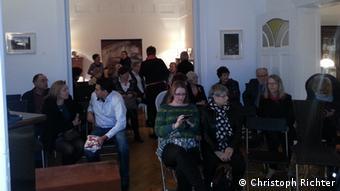Wenn Das Wohnzimmer Zur Opernbühne Wird Musik Dw 13022013