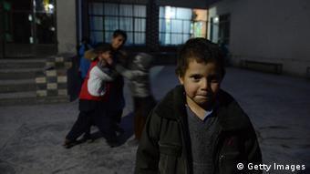 In einer Entziehungsklinik für Frauen und Kinder in Dschalalabad. (Getty Images)