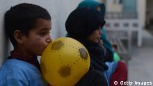 Afghanistan - Drogenabhängige Kinder