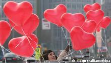 Valentinstag in Deutschland