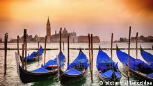 Італія: венеційська лагуна