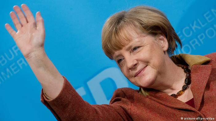 Demmin - Aschermittwoch CDU (picture-alliance/dpa)