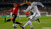 Champions League Achtelfinale 2013 Real Madrid Manchester United
