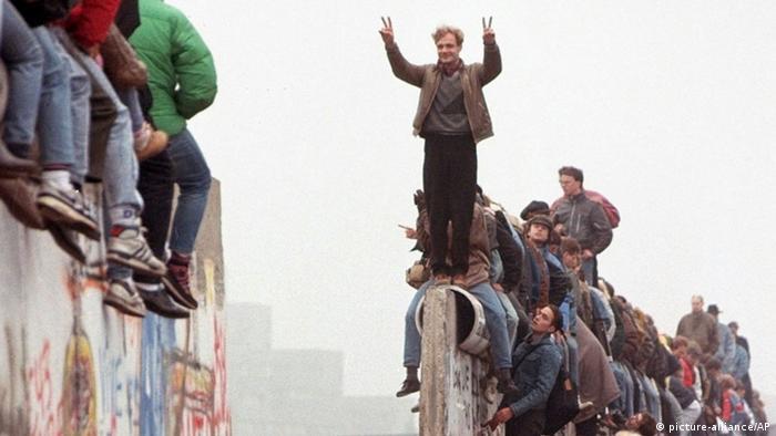 A queda do Muro é celebrada em Berlim