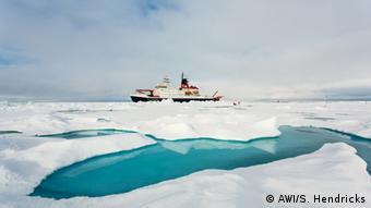 Alfred Wegener Institut - Klimaforschung in der Arktis