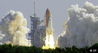 Space Shuttle Discovery Start 26.Juli 2005