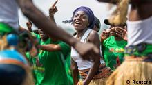 V-Tag Gewalt gegen Frauen in Kongo