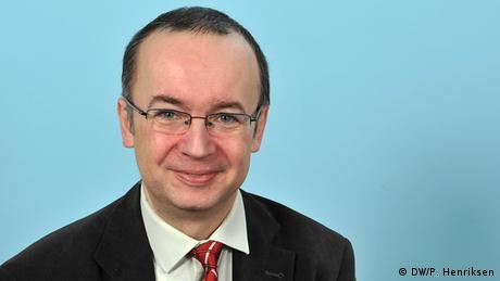 Deutsche Welle Polnisch Bartosz Dudek