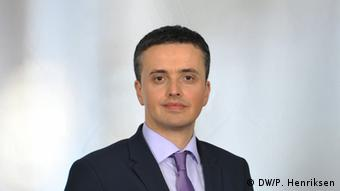 Deutsche Welle Bosnisch Benjamin Pargan