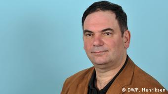 Deutsche Welle Serbisch Dragoslav Dedovic (DW/P. Henriksen)