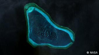 Scarborough-Riff im Südchinesischen Meer