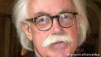 فرانتس مولر، یکی از بازماندگان گروه رز سفید و مدیر بنیادی به همین نام در مونیخ