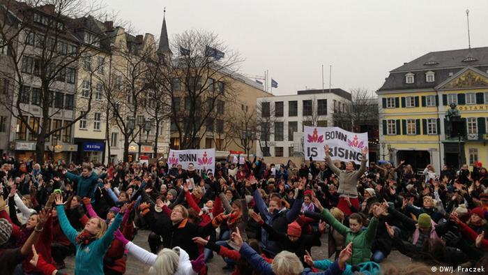 One Billion Rising Bonn 2013