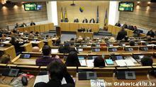 Bosnien-Parlament FBiH