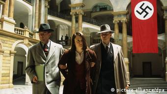 Scence from Sophie Scholl: The Final Day Photo: picture alliance/dpa