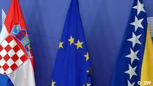 Brüssel BiH - Kroatien Gespräche Europäische Kommission