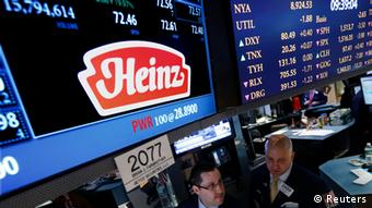 Heinz Ketchup Börse New York