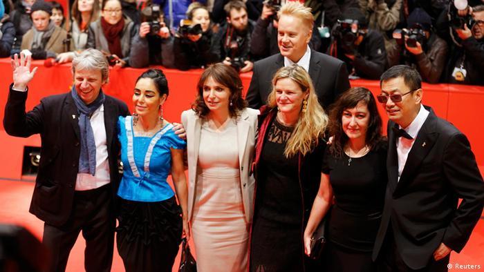 هئیت داوران بینالمللی جشنواره فیلم برلین در سال ۲۰۱۳