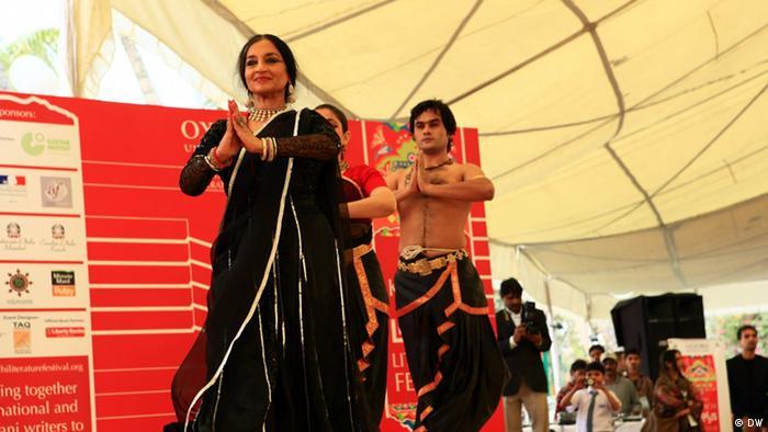 Pakistan Karachi Literatur Festival 2013