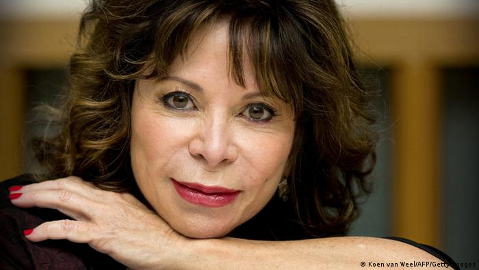 Isabel Allende (Koen van Weel/AFP/Getty Images)