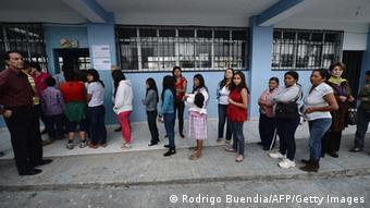Wahl in Ecuador 2013