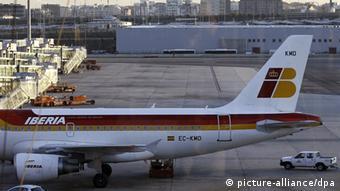 Spanien Streik bei Iberia (picture-alliance/dpa)