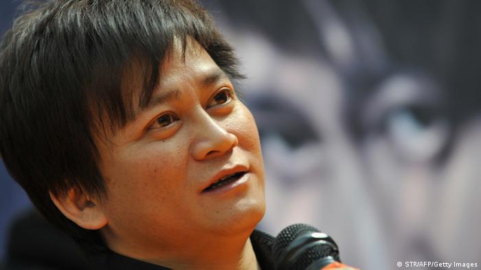 Li Chengpeng: el mejor bloguero 2013.