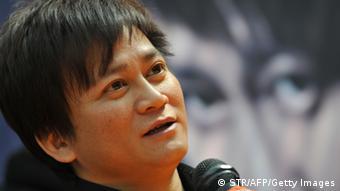 China Blogger Li Chengpeng