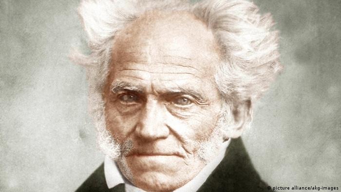 Arthur Schopenhauer 1860