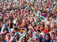 La India será el país más poblado de la tierra.