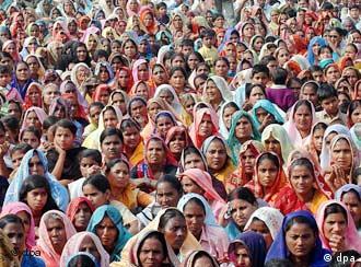 A Índia será em breve o país mais populoso do planeta