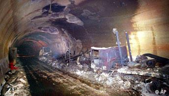 Guilty Verdicts in Mont Blanc Tunnel Fire Trial