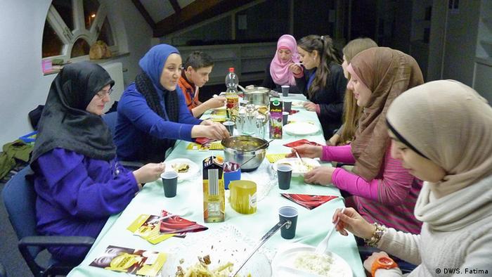 Deutschland NGO Muslim Relief