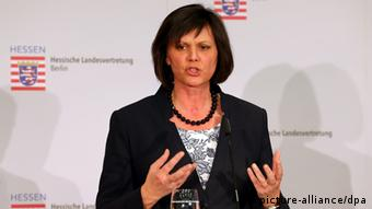 Ministerin Aigner PK zum Pferdefleisch Skandal