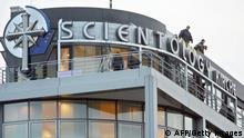 Zentrum der Scientology Sekte in Berlin Charlottenburg