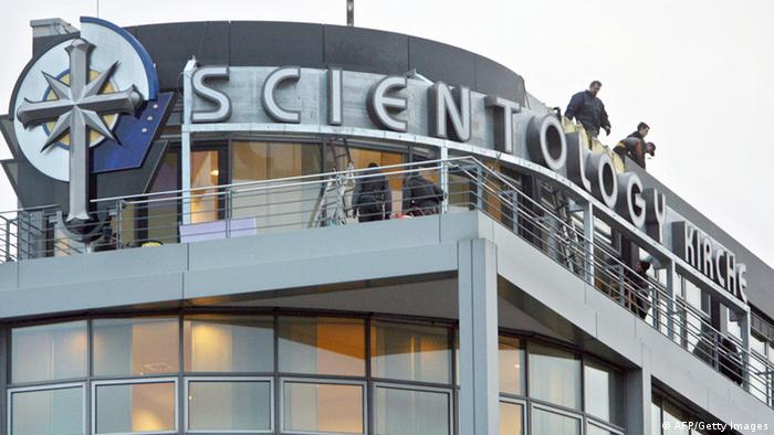 Scientology building in Berlin (Photo: MACDOUGALL/AFP/Getty Images)