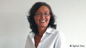Leyla Özmal, Integrationsbeauftragte der Stadt Duisburg Foto: Aynur Koc (Stadt Duisburg) Bild: Aynur Koc, zugeliefert von Martin Koch