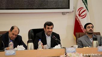 در هشت سال ریاستجمهوری محمود احمدینژاد جایگاه سازمان تأمین اجتماعی سه مرتبه در میان وزارتخانههای مختلف تغییر کرد
