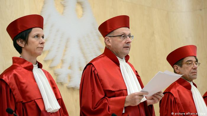 Tribunal constitucional alemão