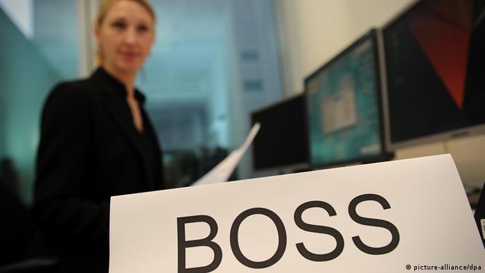 Symbolbild Frauen in Führungsposition