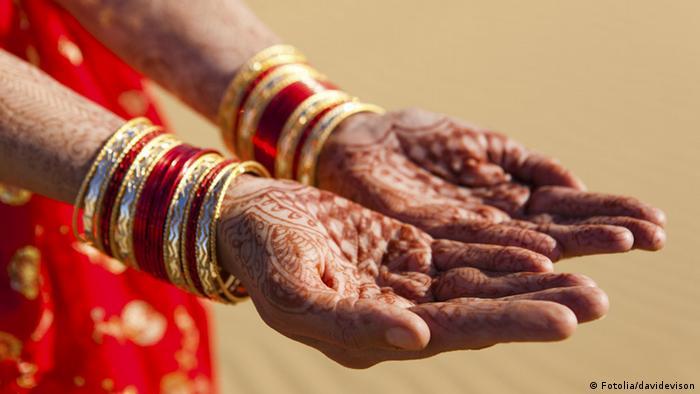 Symbolbild Hochzeit Ehe Indien Pakistan
