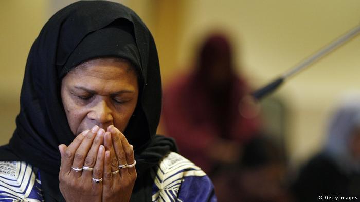 Islamwissenschaftlerin und Vorbeterin Amina Wadud (Getty Images)
