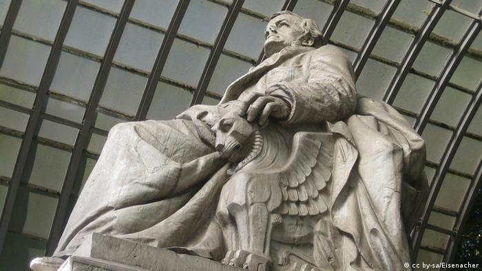 The Richard Wagner Monument in Berlin Source: http://commons.wikimedia.org/wiki/File:Wagnerdenkmal_Berlin_2.jpg