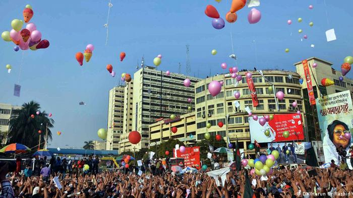 Shahbagh Proteste