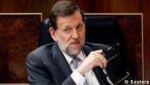 Spanien Premierminister Mariano Rajoy