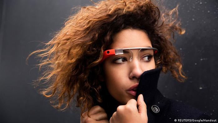 Verkehrsrisiko Google Glass?