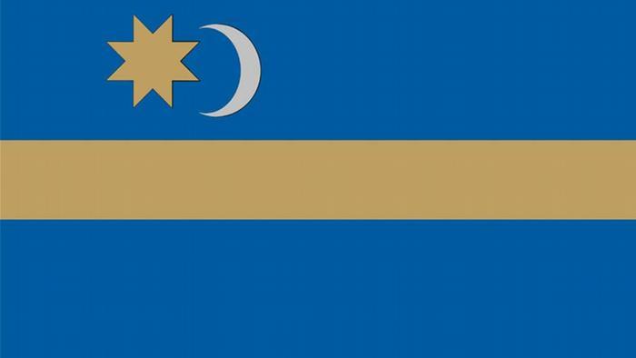 Flagge des Szeklerlandes