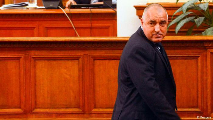 Bulgarien Regierung Rücktritt