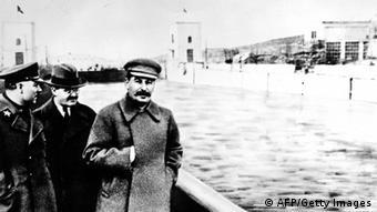 Сталин е идеологът на репресиите