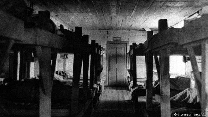 В одном из бараков пермской колонии